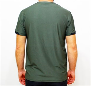 Mudwill Outdoor Quickdry Spor T-Shirt-Haki
