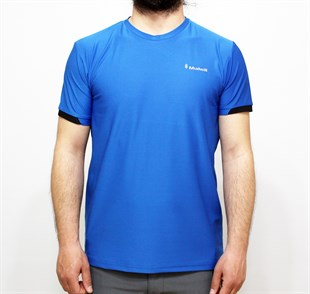 Mudwill Outdoor Quickdry Spor T-Shirt-Mavi